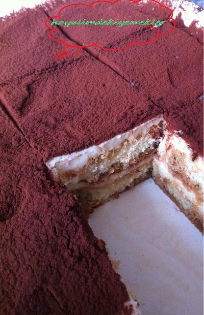Kolay Tiramisu Tarifi,resimli degisik kolay  pasta tarifleri