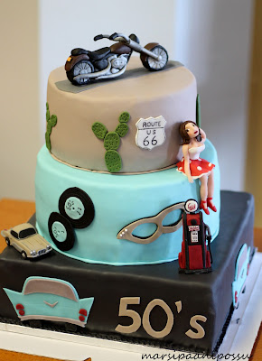 Back to 50´s cake