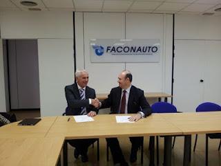 GASMOCION empieza a colaborar con FACONAUTO