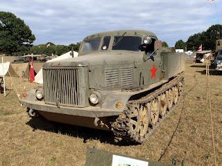 АТ-Л - артиллерийский тягач в Ангилии