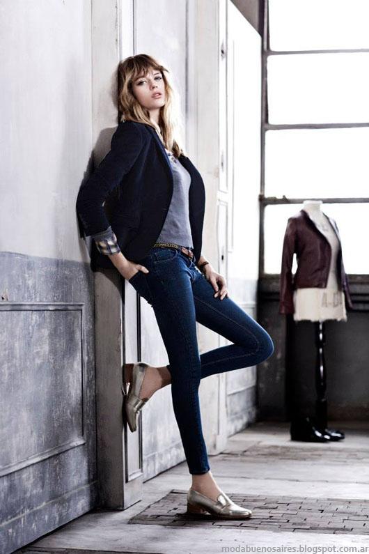 Paula Cahen D'Anvers otoñoinvierno 2014.Moda otoño invierno 2014.