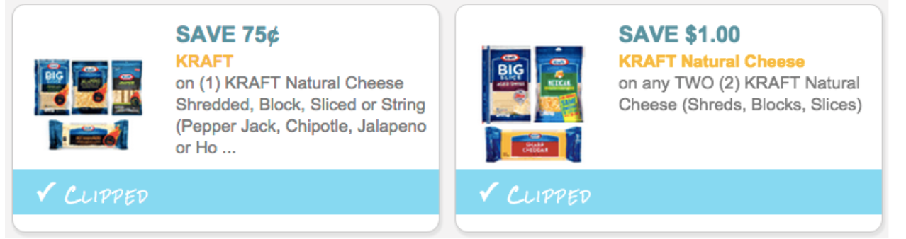 Coupon string cheese