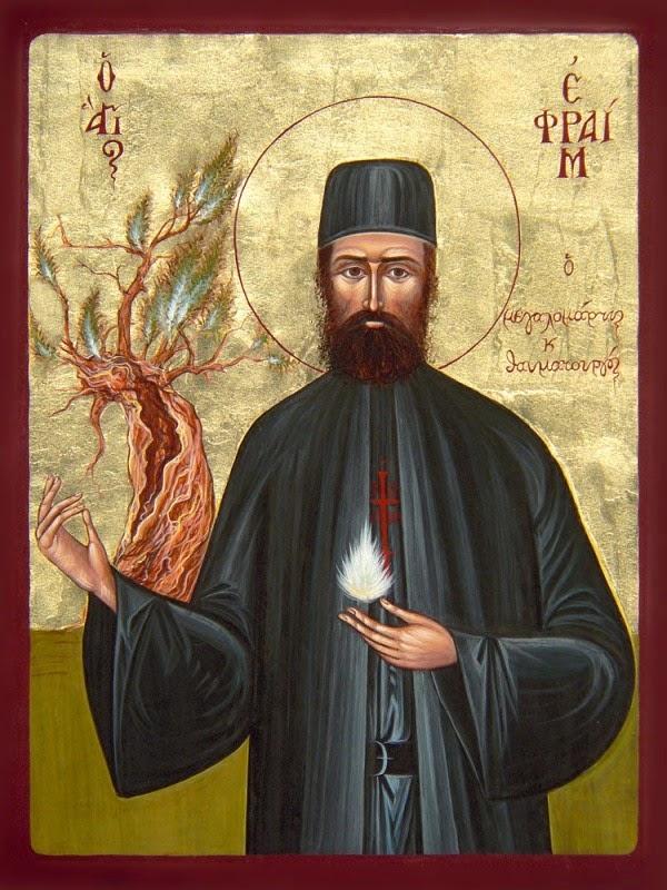 http://oca.org/saints/troparia/2014/05/05/107785-new-martyr-ephraim