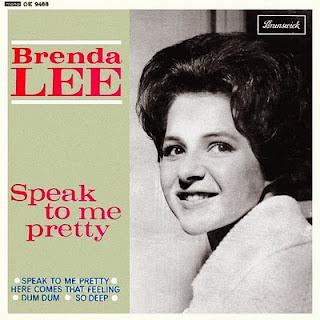 BRENDA LEE - SPEAK TO ME PRETTY (1962)