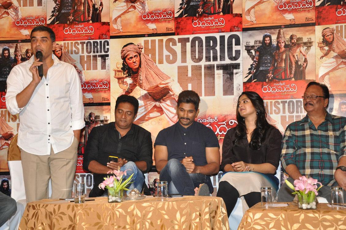 Rudramadevi movie success meet photos-HQ-Photo-20