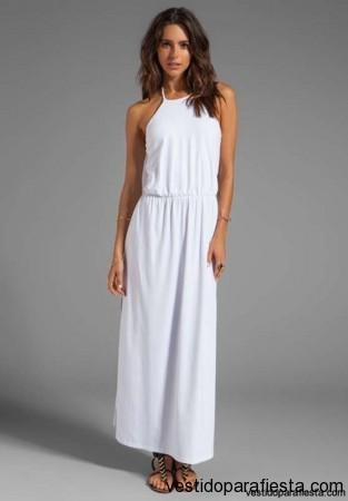 Vestidos para la playa largos blancos