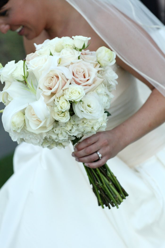 Winter Wedding Bouquets Pine Cones Bouquet White Pink Rose Winter Bouquet