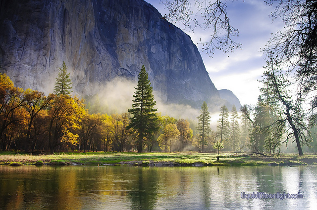 Beautiful Scenery - Yosemite National Park California