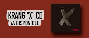KRANG – X- CD