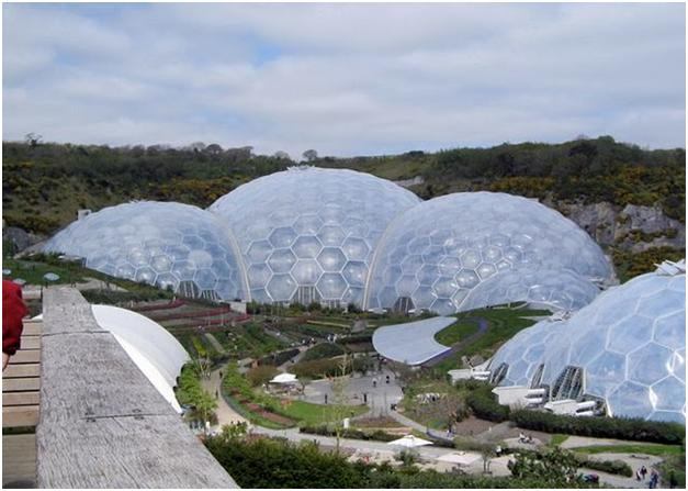 The Eden Project (Cornwall, United Kingdom)
