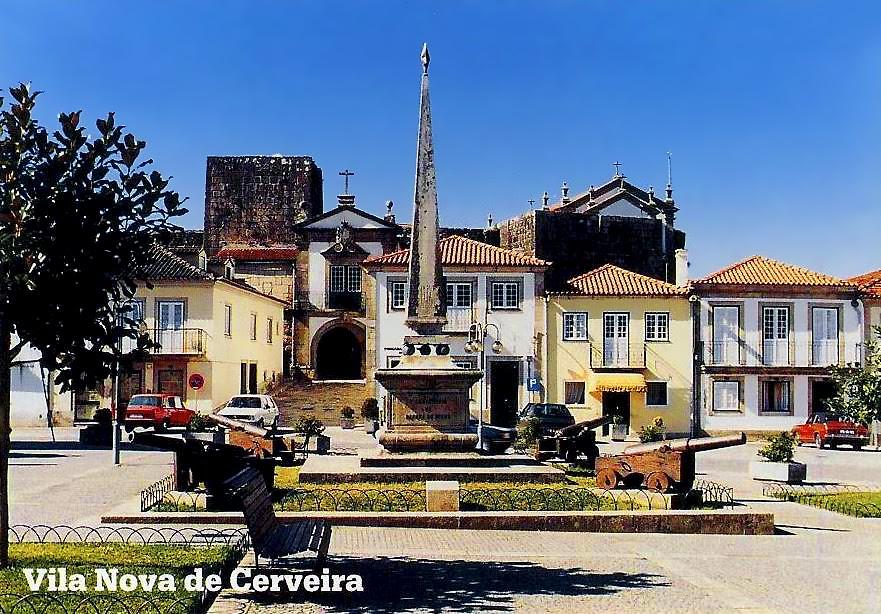 Retratos de portugal vila nova de cerveira centro da vila - Vilanova de cerveira ...