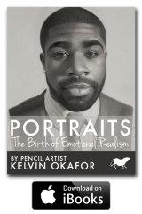"""My iArtBook """"Portraits"""""""