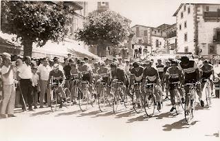 Vuelta ciclista Candelario-Béjar-El Castañar-Candelario 1971