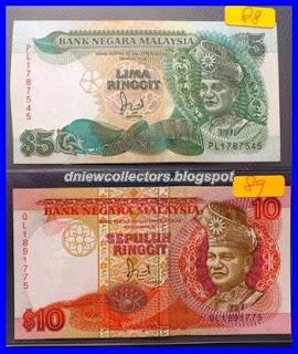 Malaysia 6th Series RM10
