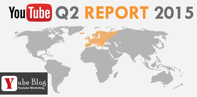 YouTube Q2 Report 2015 digital marketing