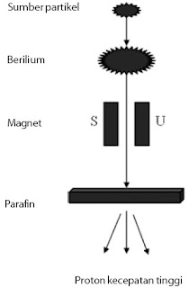 Diagram alir pelepasan partikel neutron