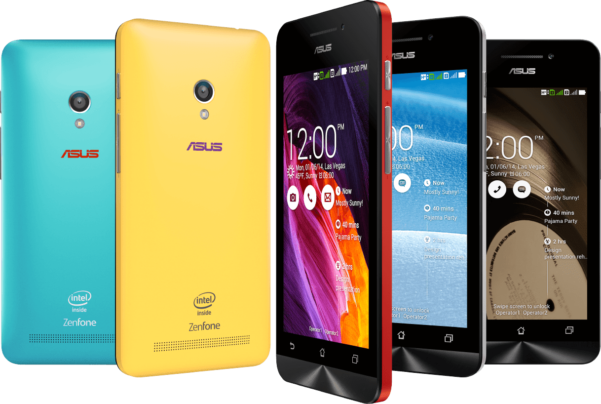 Cara Update / Upgrade Lollipop ASUS ZenFone 4 (A400CG) Terbaru