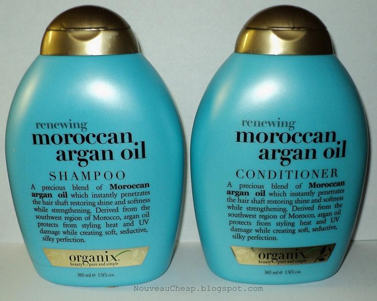 Oil of morocco argan oil shampoo review