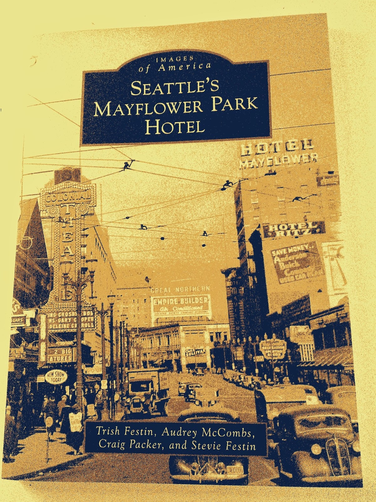 seattle 39 s mayflower park hotel celebrates its history with. Black Bedroom Furniture Sets. Home Design Ideas