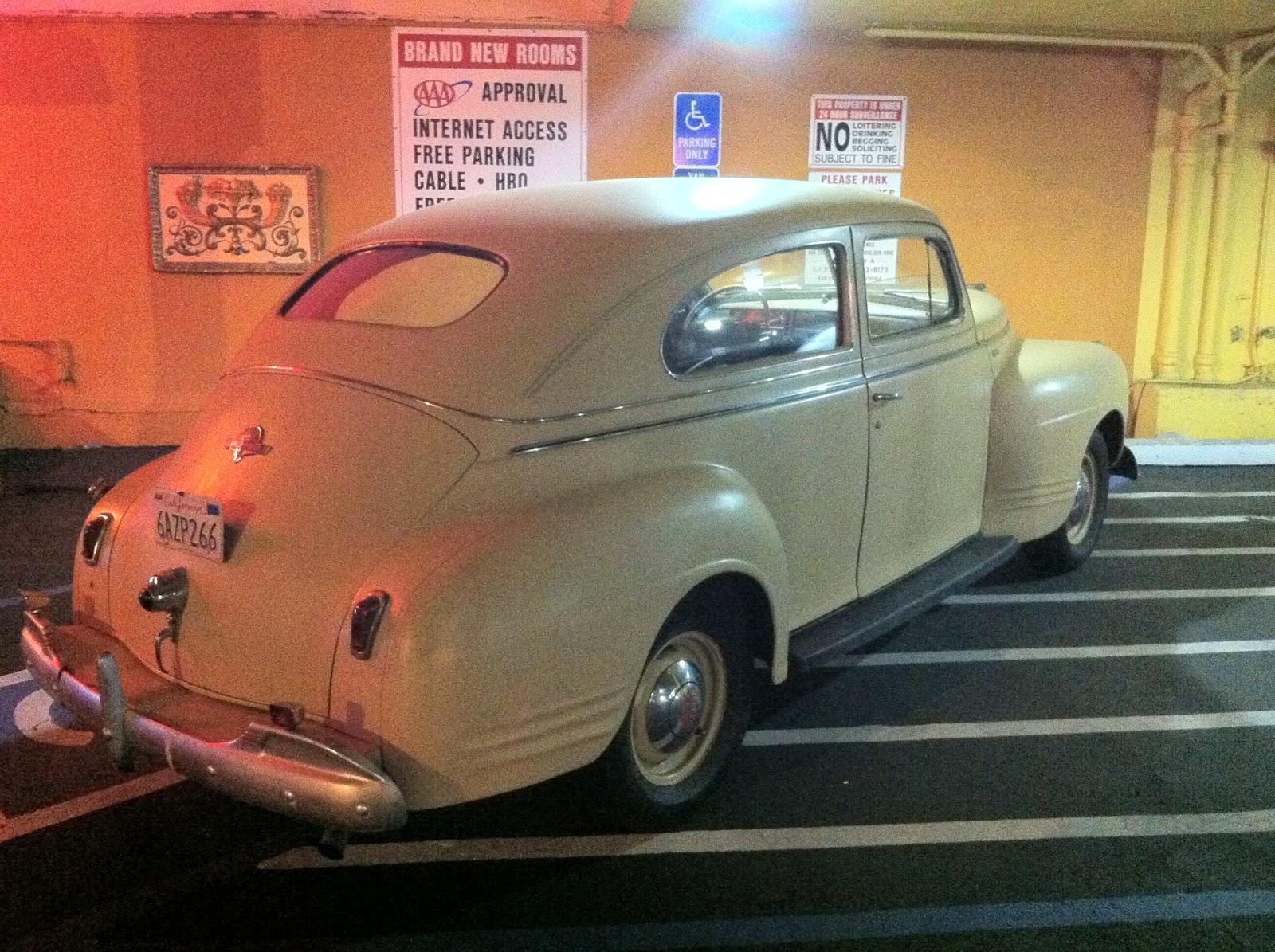 1941 plymouth special deluxe p12 2 door sedan night drive for 1941 plymouth deluxe 4 door