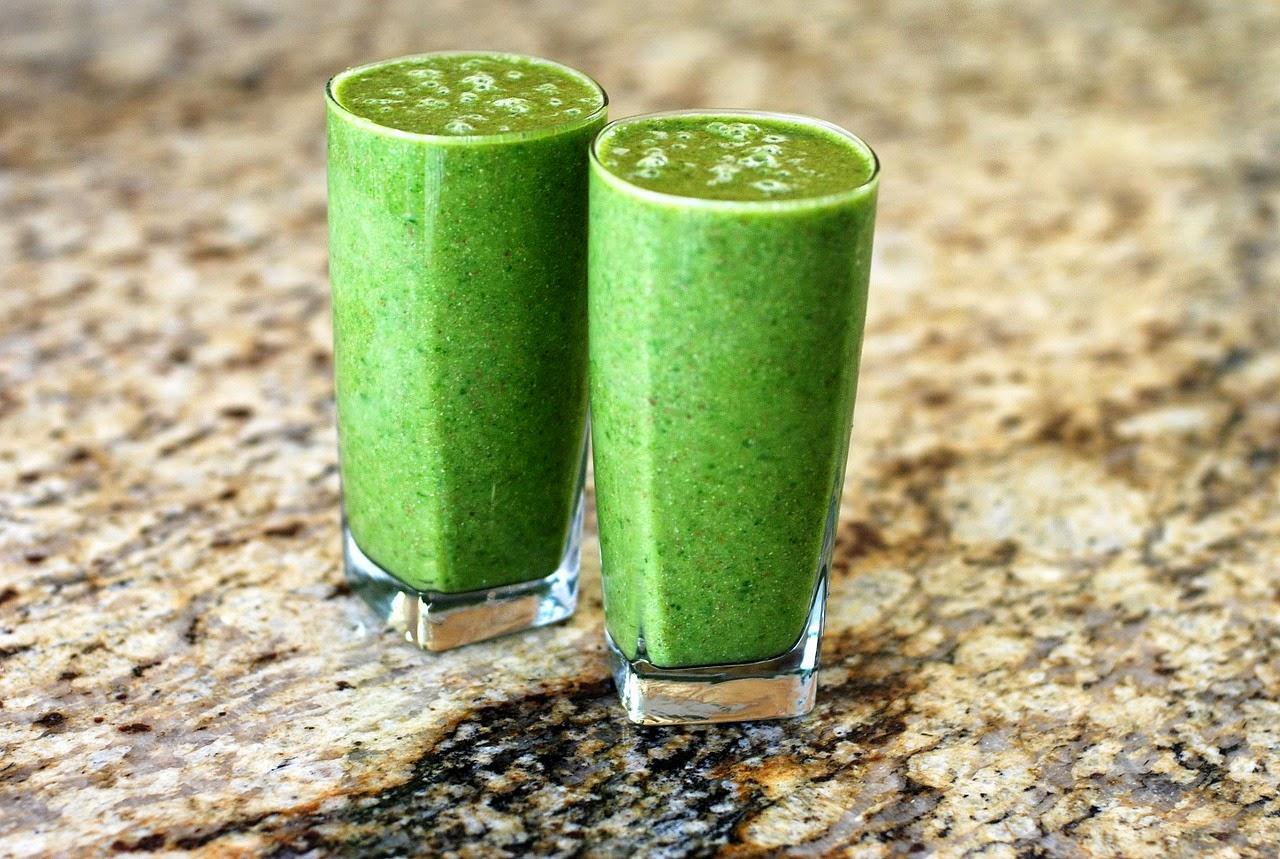 jus de fruits et légumes, propriétés detox