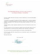 SR. PRESIDENTE DA XUNTA DE GALICIA D. EMILIO PÉREZ TOURIÑO (ANO 2007)