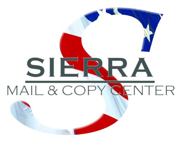 Sierra Mail & Copy in Jackson!