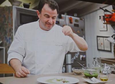 Martin Berasategui en su vídeo en Gastronomika 2012 Blog Esteban Capdevila