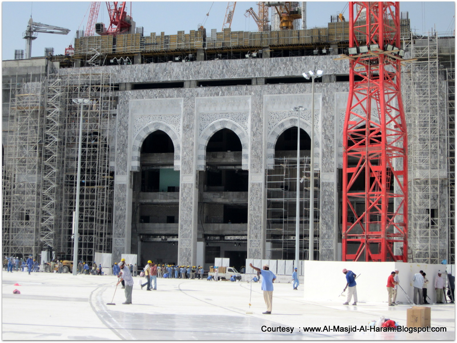 Masjid Al Haram Expansion Project Latest video - Awesome