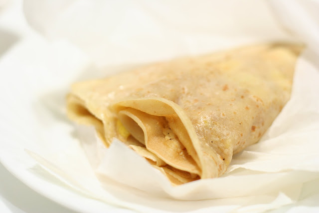 Receta Crepes sin Gluten Thermomix