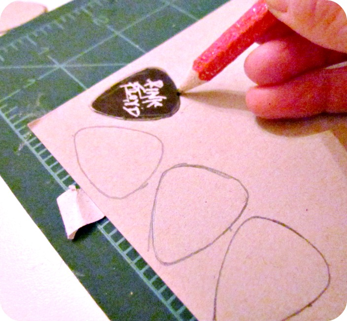 etcetorize diy guitar picks