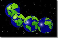 gambar perubahan bumi