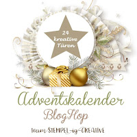 Team Adventskalender vom 01 bis 24. Dezember