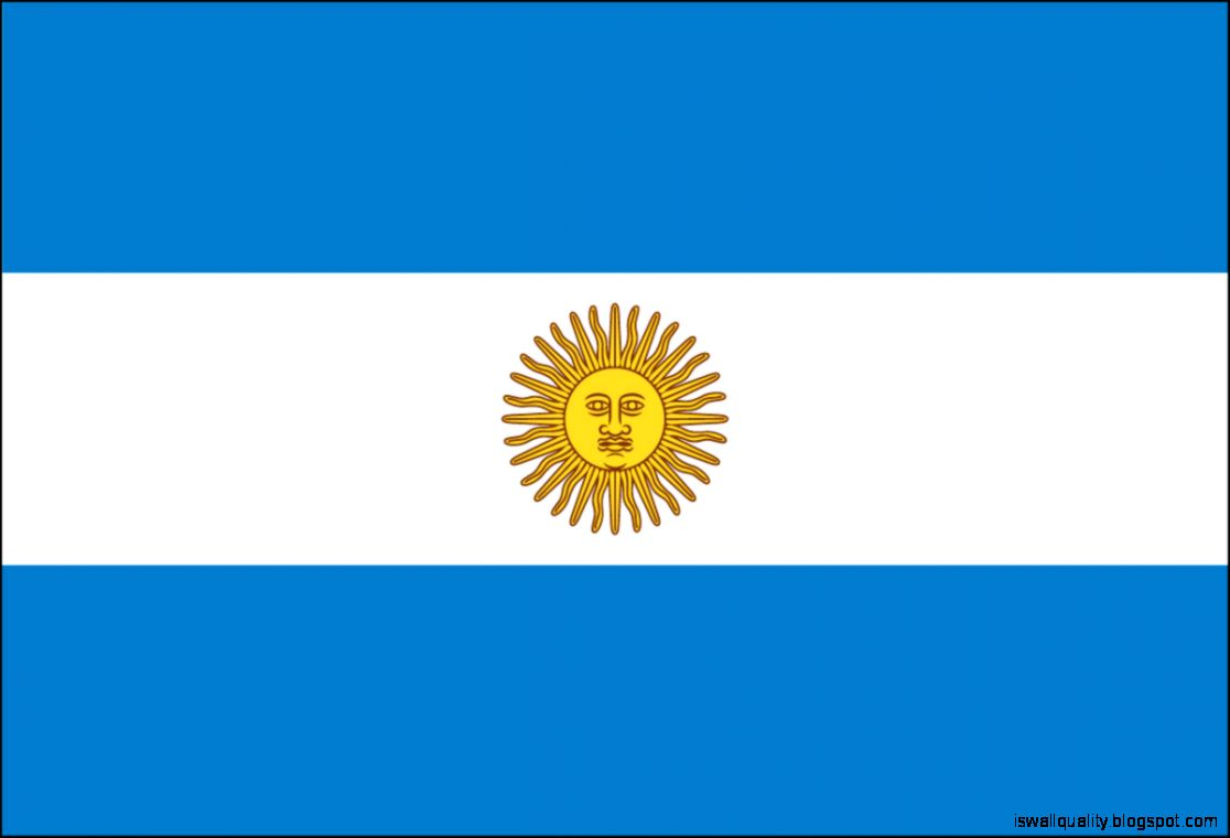 Argentina Flag Hd Wallpaper Wallpapers Quality
