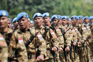 Kapuspen TNI : Sejak 1957, Prajurit TNI Aktif Dalam Misi PBB