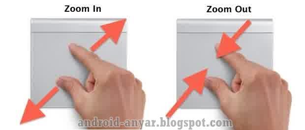 Zoom-in dan Zoom-out Emoticon BBM