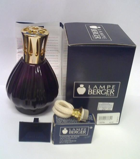 Lampe berger air nutrition the forest in your home for Lampen berger