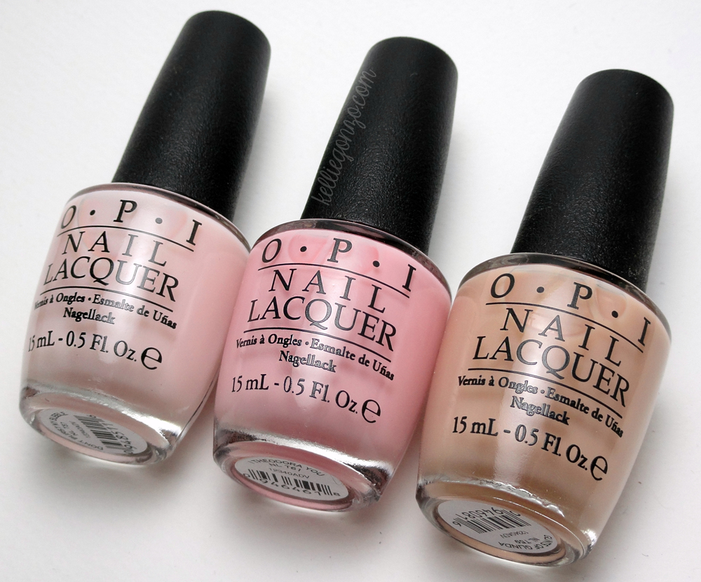 KellieGonzo: OPI Soft Shades: Oz The Great and Powerful Collection ...