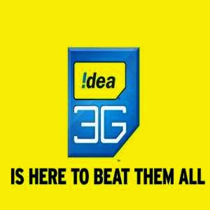 Idea unlimited 3G trick - Feb 2015