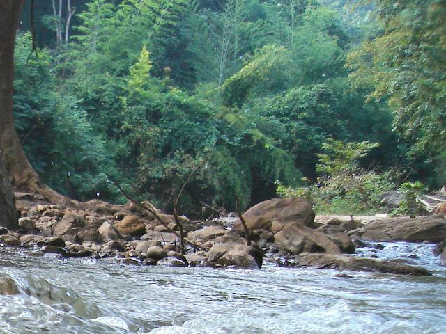 Valamuru River - Maredumilli