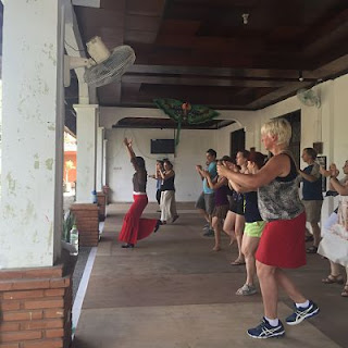 Yolanda G. Sobrado workshop. Bali. IBMF.