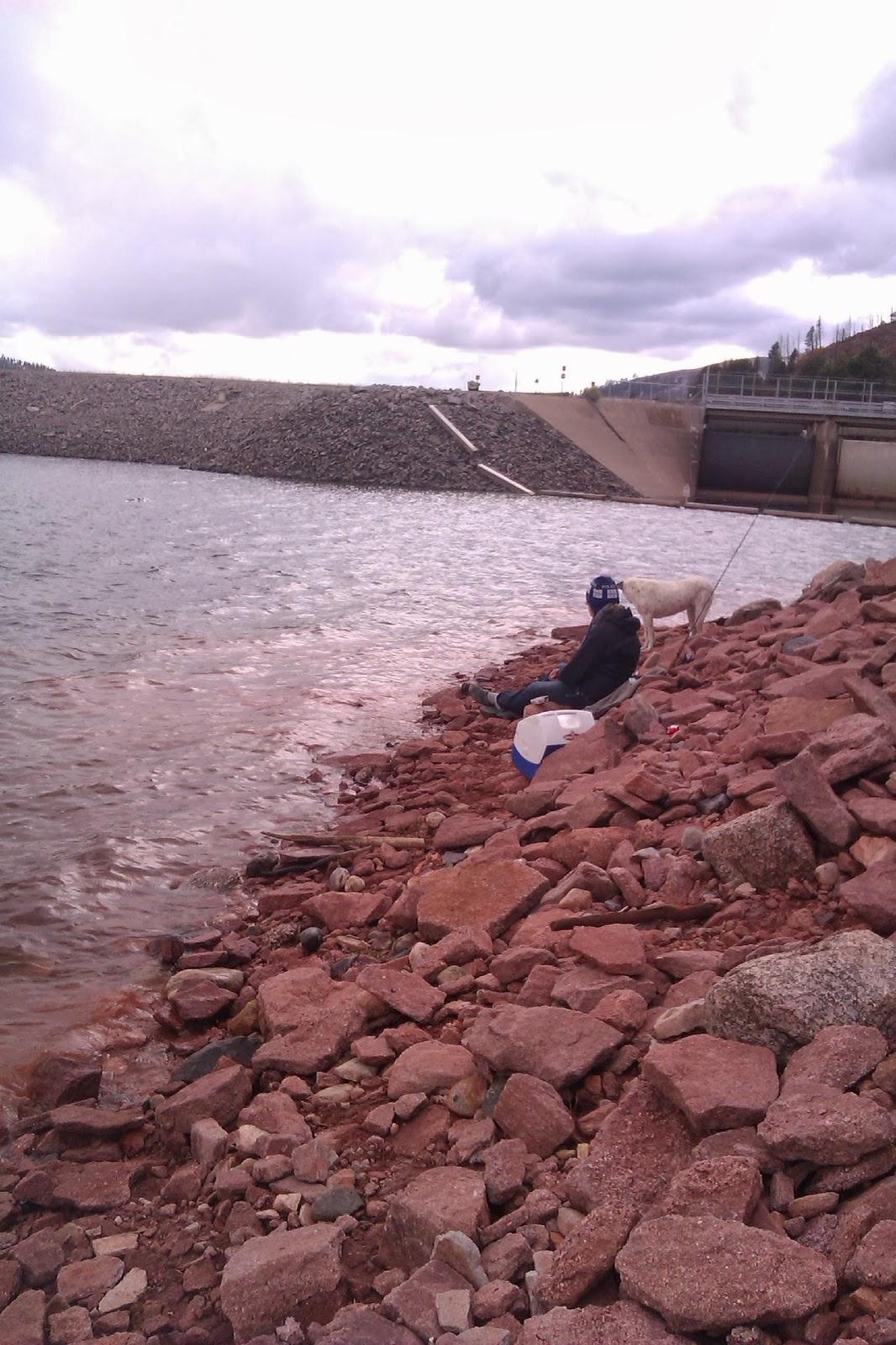 Durango southwest colorado fishing october 2013 for Fishing in durango co
