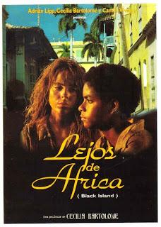 Lejos de África.