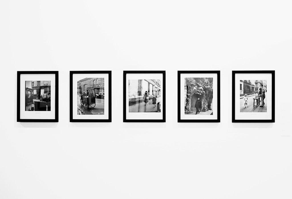 Exposición fotográfica Doisneau octubre Málaga- La Térmica