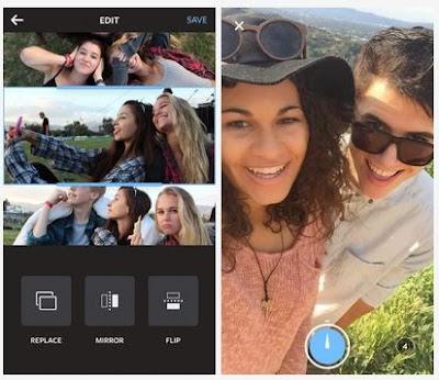 Gosta de fotos? Conheça Layout from Instagram e o Kiwi Camera