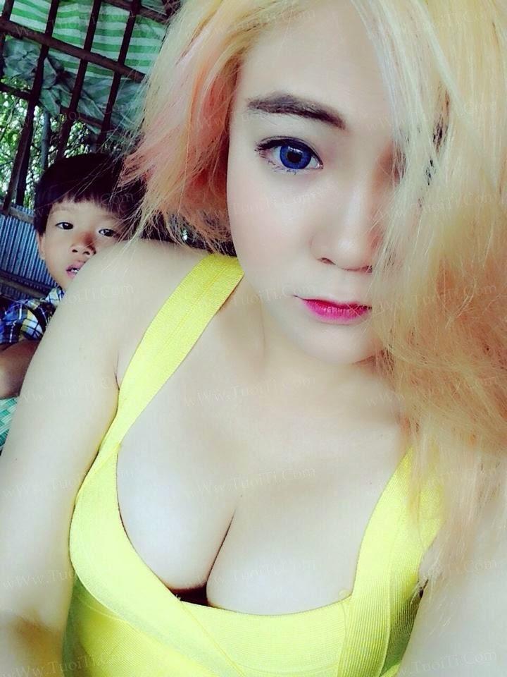 Ảnh gái xinh Trang Lee Socute Bé mà dâm 9