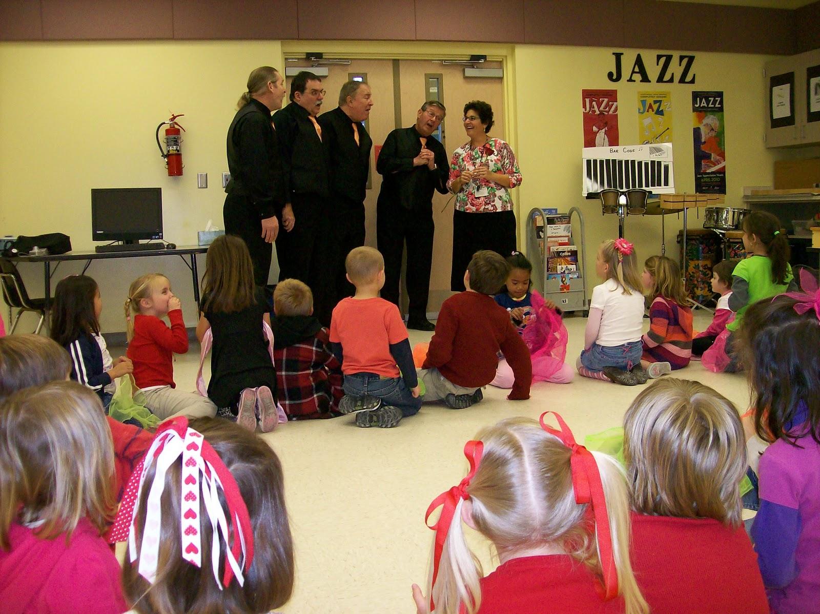 Barbershop Music : Music Matters: Big Orange Barbershop Quartet