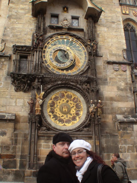 Reloj astrológico de Praga, Magia en Praga, Psicologia de la magia.