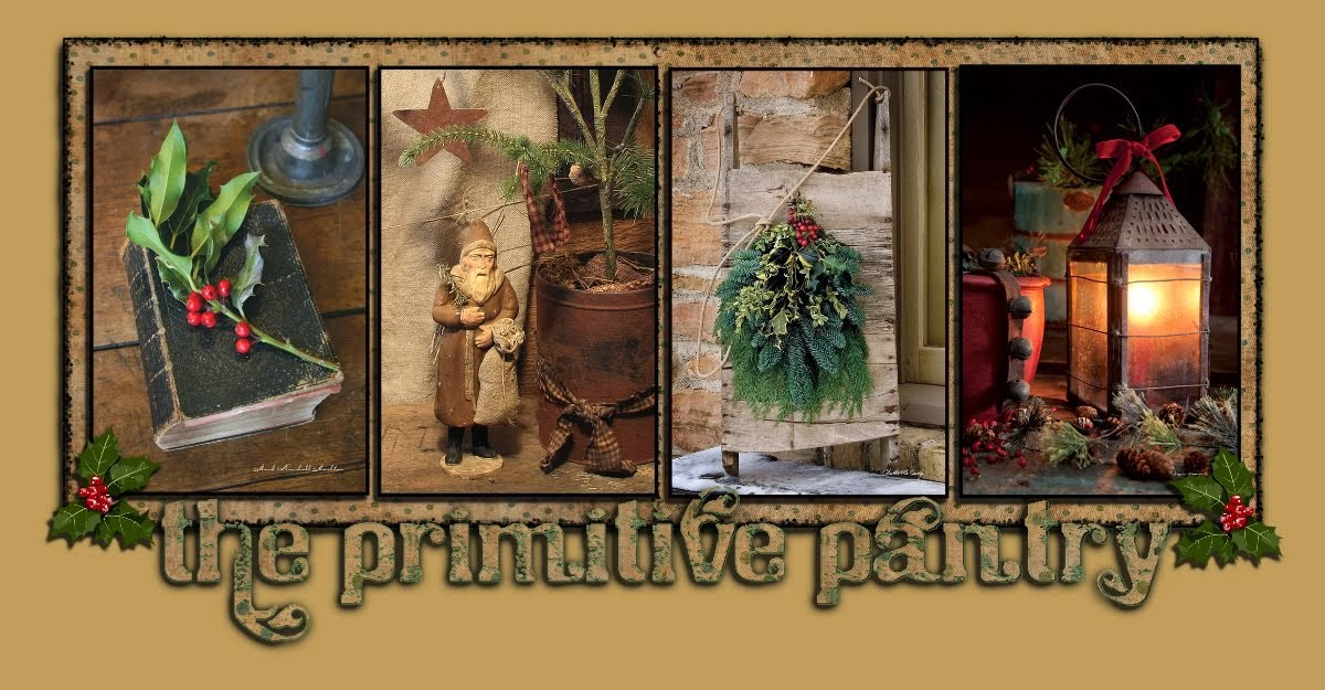 ♥ The Primitive Pantry ♥