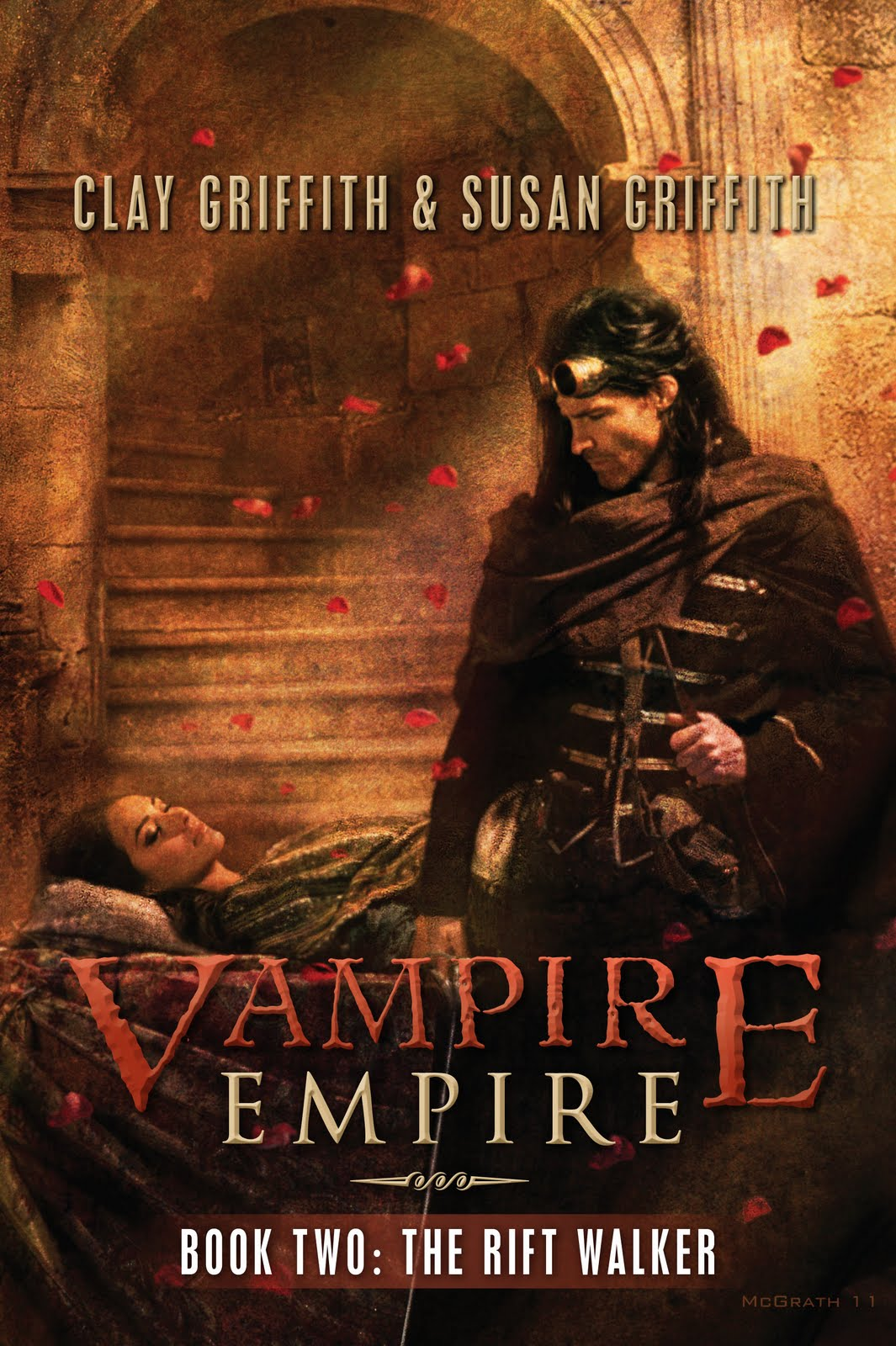 Vampchix Is Thrilled To Have The Griffiths Back In The Hot Seat, Talking  About Theirmpire Love